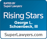 George Super Lawyers Rising Star